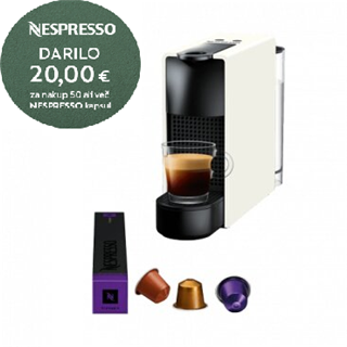 APARAT ZA KAVO ESSENZA MINI NESPRESSO BE